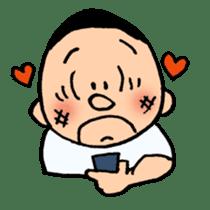 Masao Saitou sticker #1162843