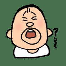 Masao Saitou sticker #1162846