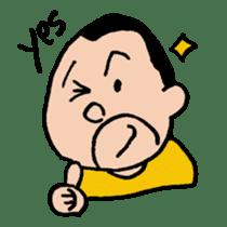 Masao Saitou sticker #1162848