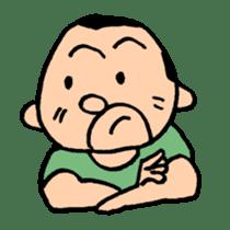 Masao Saitou sticker #1162852