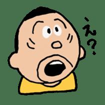 Masao Saitou sticker #1162861