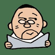 Masao Saitou sticker #1162863