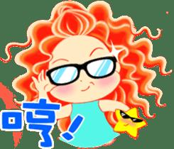 Hao can Ai sticker #1163351