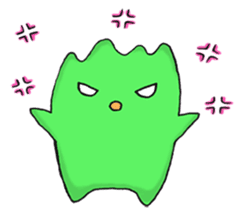 Slime sticker sticker #1163548