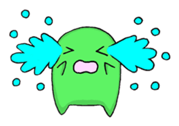 Slime sticker sticker #1163551