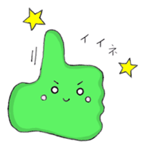 Slime sticker sticker #1163561