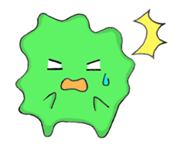 Slime sticker sticker #1163562