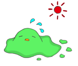 Slime sticker sticker #1163566