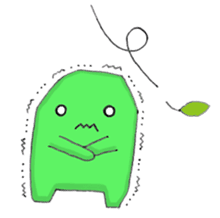 Slime sticker sticker #1163567