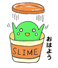 Slime sticker sticker #1163572