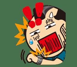 ONI SAMURAI sticker #1163688