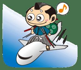 ONI SAMURAI sticker #1163705