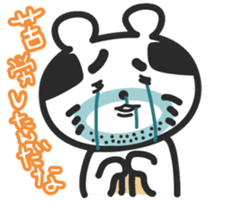 middle aged man bear sticker #1163998