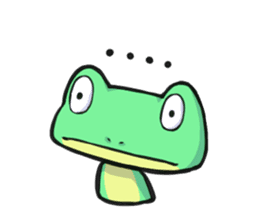 FrogSticker sticker #1164433