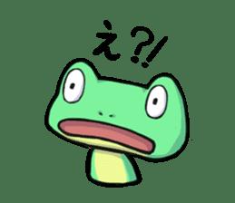 FrogSticker sticker #1164435