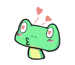 FrogSticker sticker #1164439