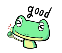 FrogSticker sticker #1164443