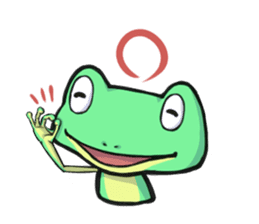 FrogSticker sticker #1164444