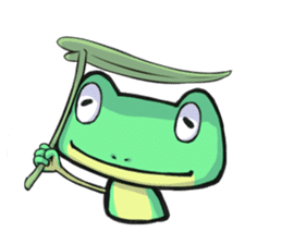 FrogSticker sticker #1164447