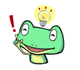 FrogSticker sticker #1164451