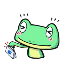 FrogSticker sticker #1164454