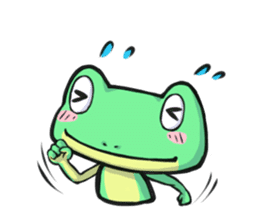 FrogSticker sticker #1164455