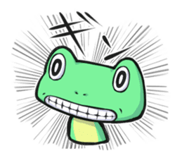 FrogSticker sticker #1164459