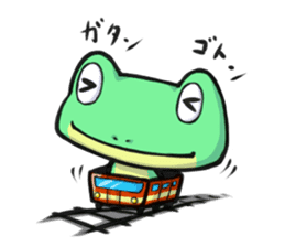 FrogSticker sticker #1164461
