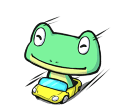 FrogSticker sticker #1164462