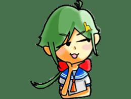 Cool Nyan sticker #1164479