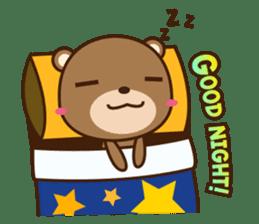 Choco-Bear sticker #1164988