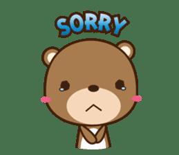 Choco-Bear sticker #1164989