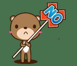 Choco-Bear sticker #1164991