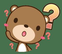 Choco-Bear sticker #1164992