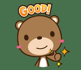 Choco-Bear sticker #1164993