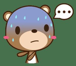 Choco-Bear sticker #1164997