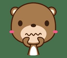 Choco-Bear sticker #1164998