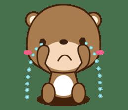 Choco-Bear sticker #1164999
