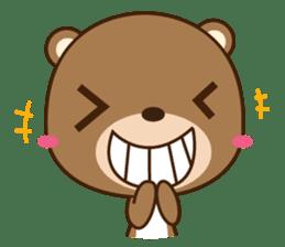 Choco-Bear sticker #1165001