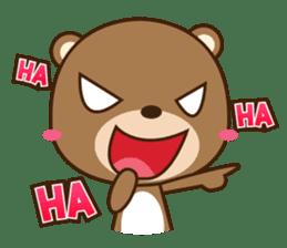 Choco-Bear sticker #1165002