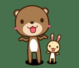 Choco-Bear sticker #1165006