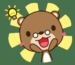 Choco-Bear sticker #1165007