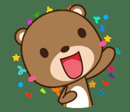 Choco-Bear sticker #1165008