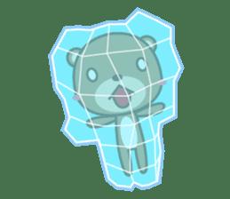 Choco-Bear sticker #1165009