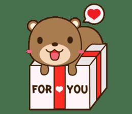 Choco-Bear sticker #1165014