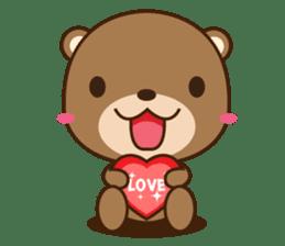 Choco-Bear sticker #1165015