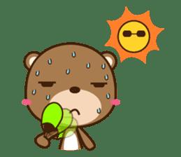Choco-Bear sticker #1165019