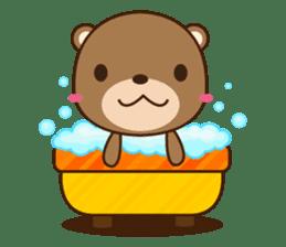 Choco-Bear sticker #1165021