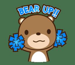Choco-Bear sticker #1165023