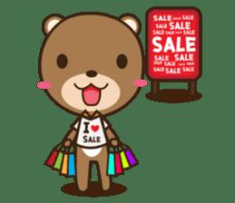 Choco-Bear sticker #1165024